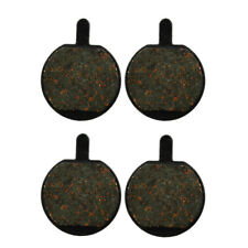 2 pairs (4pcs) MTB Cycling Bike Semi Metal Resin Disc Brake Pads For JAK-5 B777