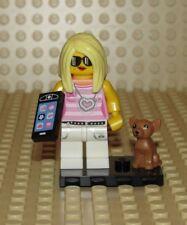Lego trendsetter series 10 choose parts legs torso head hair phone dog chihuahua