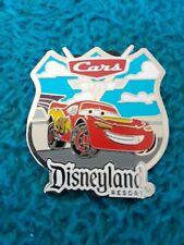 Disneyland Resort Pin CARS LAND Lightning McQueen Official Pin Trading