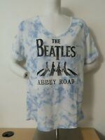 The BEATLES ABBEY ROAD T-Shirt TEE JUNIORS Size XL, XXL NEW W/TAG!