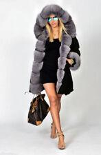 Cappotti e giacche da donna Parka senza marca taglia XL