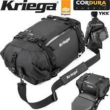Kriega us-30 Drypack MOTO-Posteriore Borsa Cordura 30 Litri Impermeabile Bagagli