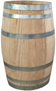 Holzfaß Stehtisch Eichenfaß neu & gebraucht Weinfaß Tischfaß Faß Faßtisch Deko