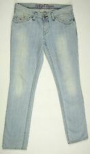 Tommy Hilfiger Jeans 'VICTORIA FLORIDA BLEACH' W29 L32 AU11 Indigo EUC Womens
