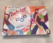 2006 TWISTER DANCE GAME WITH DVD 40 DANCE SESSIONS TO SHOW YOUR STYLE