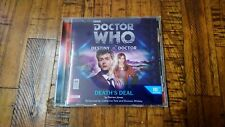 Doctor Who ~ Big Finish Audio Drama CD ~ Death's Deal