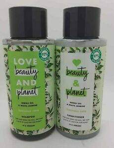 Love Beauty & Planet Luminous Care Shampoo + Conditioner Neroli & Jasmine 400ml