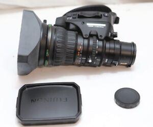 "Fujinon XS17X5.5BRM-M2 1/2"" HD lens for Sony PMW-EX3 PMW-320 PXW-X320, PMW-300"