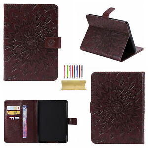 Leather Flip Stand Wallet Cover Case For Amazon Kindle Paperwhite 1/2/3/4 2018