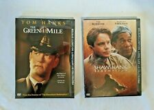 the Shawshank Redemption + the Green Mile Dvd Lot Stephen King New Sealed