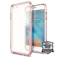 Spigen iPhone 6 / 6s Ultra Hybrid Rose Crystal Air Cushion Case (SGP11722)