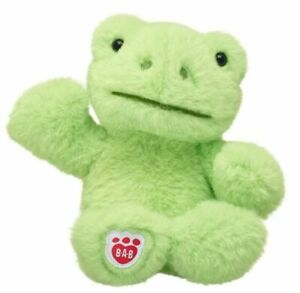 Build A Bear Plush - Buddies Spring Green Frog - New 2021 Easter Collection