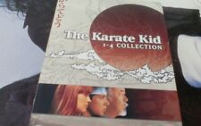 Karate kid dvd 1 2 3 4 dvd Quatrología 1984 Pat Morita Ralph Maccio Bill Conti