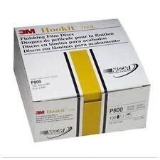 3M 00970 Hookit 6' P800 Grit Finishing Film Disc