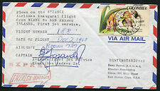 Colombia: (10302) Avianca San Andros es FFC