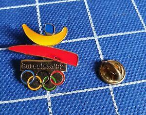 Pin badge BARCELONA 1992 92 Summer Olympic games Olympics Spain Espana