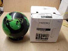 = 13# 3oz, TW 2-1/4 NIB 900 Global Hook Reactive Bowling Ball 4000 Abralon