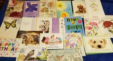 New Listing20 Assorted All Occasion Greeting Cards With Various Designs Half are Birthday