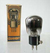 Lampe ancienne radio Grammont Radio Fotos D100 4pin Radiofotos boite d'origine