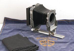"""Plaubel Peco Junior 9x12 / 10x15 cm (4x5"""") Fachkamera"""