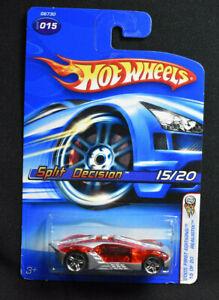 Hot Wheels 2005 First Editions 015 Split Decision Realistix 15/20 (400)