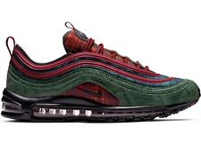 2018 Nike Air Max 97 NRG size 15 Jacket Pack Team Red Midnight Spruce AT6145-600