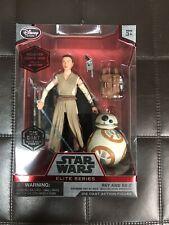 star wars elite series die cast Rey And BB-8