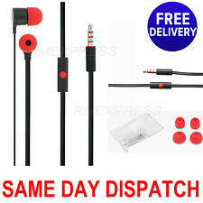 HTC One M9 M8 M7 Headphones Earphones With Beats Technology iPhone Samsung LG