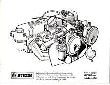 Austin 3 litre culasse original press photo nº 186276 vers 1968-69