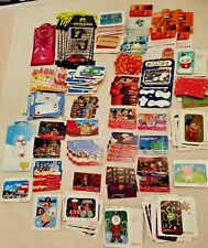 Huge Lot 170+ Store Gift Cards No Value Collectible Disney,Target,Walmart, MORE