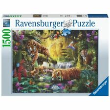 Ravensburger Tranquil Tigers 1500pc Jigsaw Puzzle