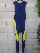 Combi Cuissard long FESTINA Biemme bleu cycling pant 7 XXXL