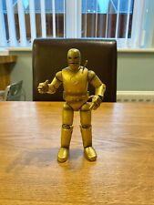 1st Appearance Iron Man Action Figure - Gold -Marvel Legends Series 14 - Mojo