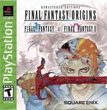 Final Fantasy Origins (Sony PlayStation /psx) Brand new & sealed.