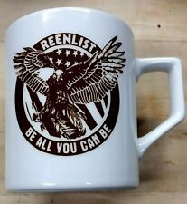 Reenlist Army Coffee Cup