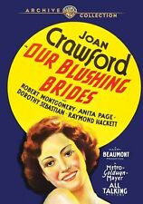 Our Blushing Brides DVD (1930) - Joan Crawford, Anita Page, Dorothy Sebastian