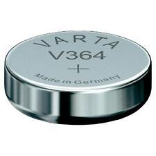 1 PILE V364 Varta - pile de Montre oxyde d'argent SR60 - 364