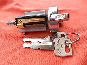 FORD TRUCK F150 F250 F350 PICKUP IGNITION SWITCH LOCK CYLINDER 2 KEYS 1980-1991