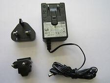 UK & EU Detachable 12V 2A Mains AC-DC Adaptor Power Supply 5.5mmx2.1mm/2.5mm