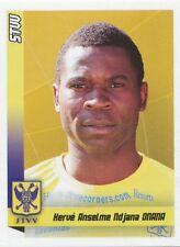 N°389 HERVE NDJANA ONANA CAMEROON SINT-TRUIDENSE.VV STICKER PANINI FOOTBALL 2011