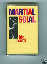 CASSETTE TAPE NEW MARTIAL SOLAL BIG BAND