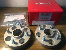 Eibach Wheel Spacers Pro-Spacer Ø54 4x100mm 2x30mm MAZDA MX-5 S90-4-30-021 silbe