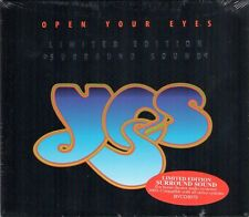 Open Your Eyes [Limited] by Yes (CD, May-1998, Beyond) SEALED - Surround Sound!