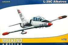 AERO L-39 C ALBATROS (USAF MARKINGS)#7418 1/72 EDUARD