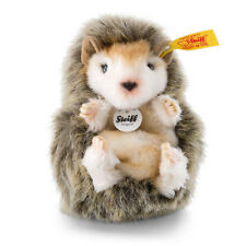 Steiff Joggi Bébé Hérisson-tacheté marron avec boîte cadeau EAN 070587