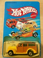 Hot Wheels '40s Woodie - 1982 Malaysia Base