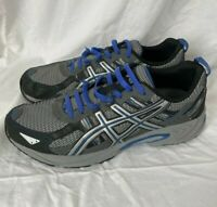 Asics Mens Gel Venture 5 T5N3N Running Shoes Lace Up Low Top Size 11