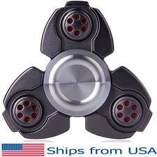 UFO Fidget Spinner Hand Toy Finger Focus ADHD Ceramic Titanium Alloy EDC Autism