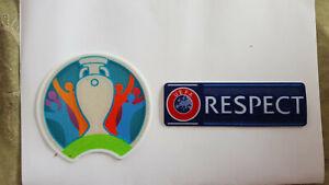 2020 UEFA Euro 2020 + Respect Patch neu