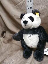 Steiff FAO Schwarz Panda Plush mohair 682582